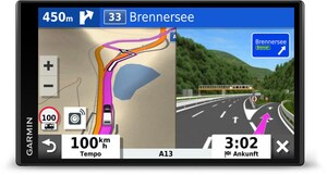 Camper 780 MT-D Mobiles Navigationsgerät
