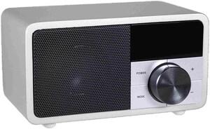 DAB+ 1 mini DAB Radioempfänger silber