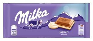 Milka Joghurt Schokolade 100 g