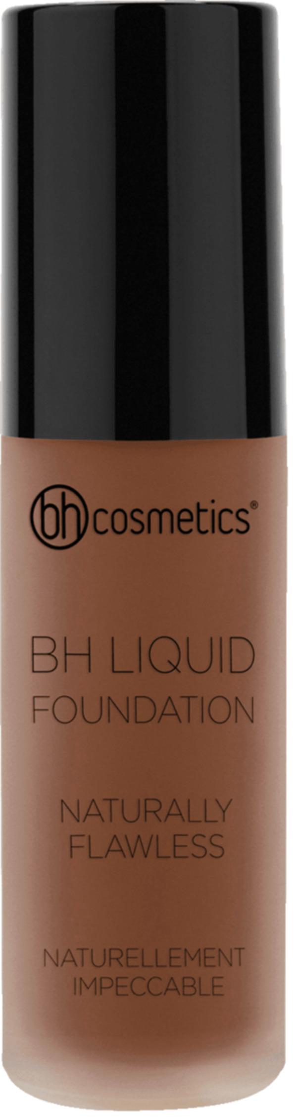 BH Cosmetics  Make-up Liquid Foundation Naturally Flawless Deep Cocoa 228