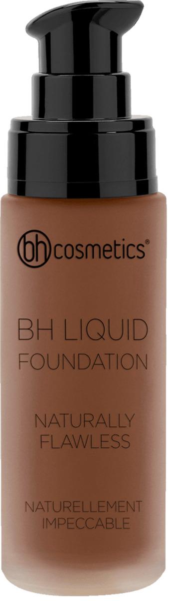 Bild 2 von BH Cosmetics  Make-up Liquid Foundation Naturally Flawless Deep Cocoa 228