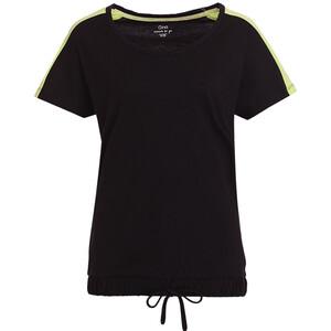 Damen Sport-T-Shirt mit Tunnelzug