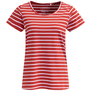 Damen T-Shirt im Ringel-Look