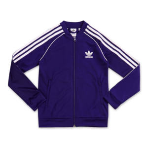 adidas Superstar - Grundschule Track Tops