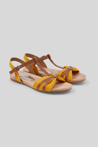 Tom Tailor - Sandalen - Lederimitat