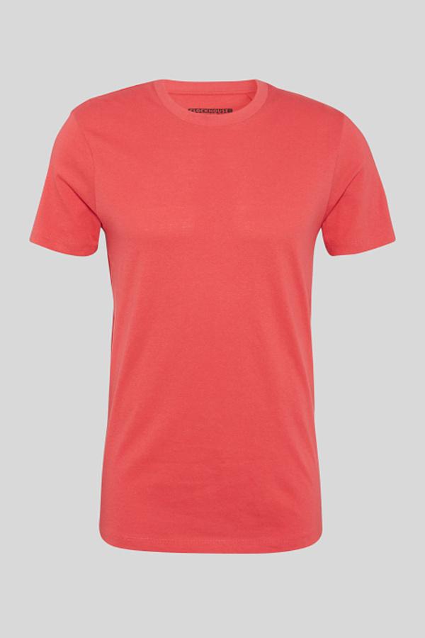C&A T-Shirt-Bio-Baumwolle, Braun, Größe: L von C&A für 4 ...