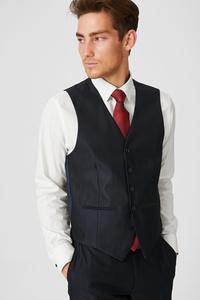 C&A Anzug-Regular Fit-4 teilig, Blau, Größe: 26
