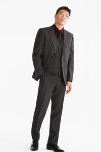 C&A Anzug-Regular Fit-4 teilig, Grau, Größe: 30 1/2