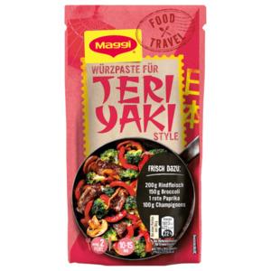 Maggi Food Travel Würzpaste für Teriyaki Style