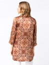 Bild 2 von Seidentunika mit Batikdruck