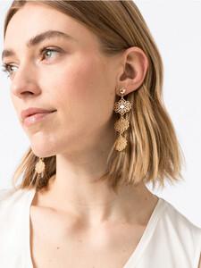Ohrhänger im Oriental-Look