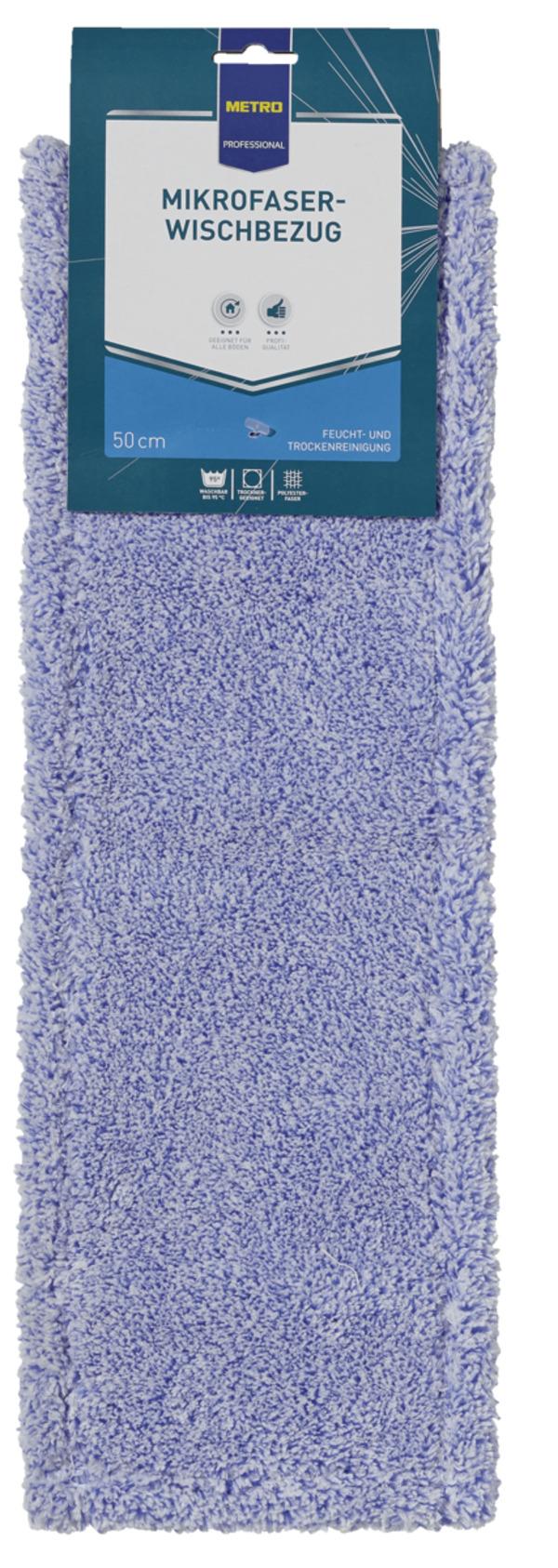 METRO Professional Microfaser Wischbezug