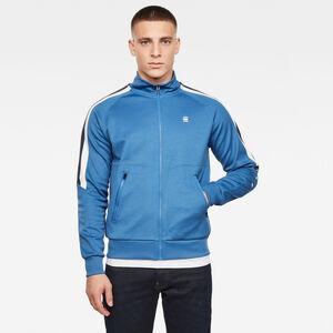 Side Stripe Track Top Sweatshirt
