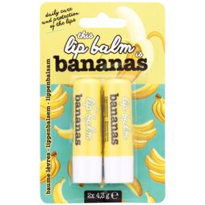 Lets Go Bananas Lippenbalsam