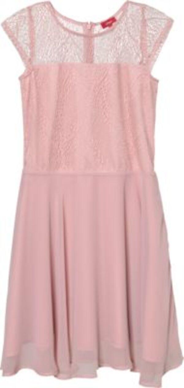 Kleid Kurz Kleider Weiblich Braun Pink Gr 176 Madchen Kinder Von Mytoys De Ansehen