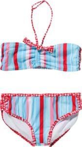 Kinder Bikini türkis Gr. 176 Mädchen Kinder