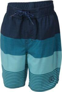 Kinder Badeshorts NELTA blau/türkis Gr. 104 Jungen Kleinkinder