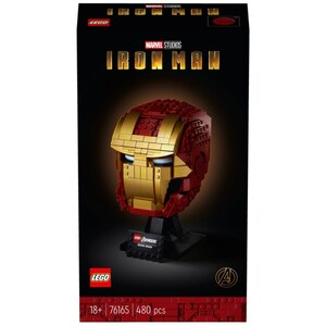 LEGO Marvel Super Heroes 76165 Iron Man Helm