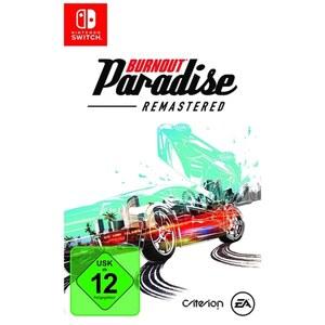 Nintendo Switch Burnout Paradise Remastered