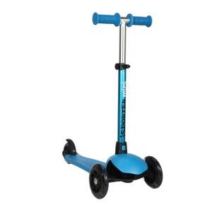 I-Sporter Mini LED Blau Metallic