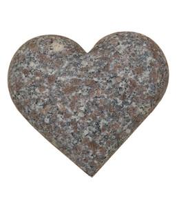 Dehner Granit-Herz, ca. B17/H17/T5 cm