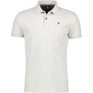 Lerros Poloshirt, Baumwoll-Piqué, Stickerei, für Herren