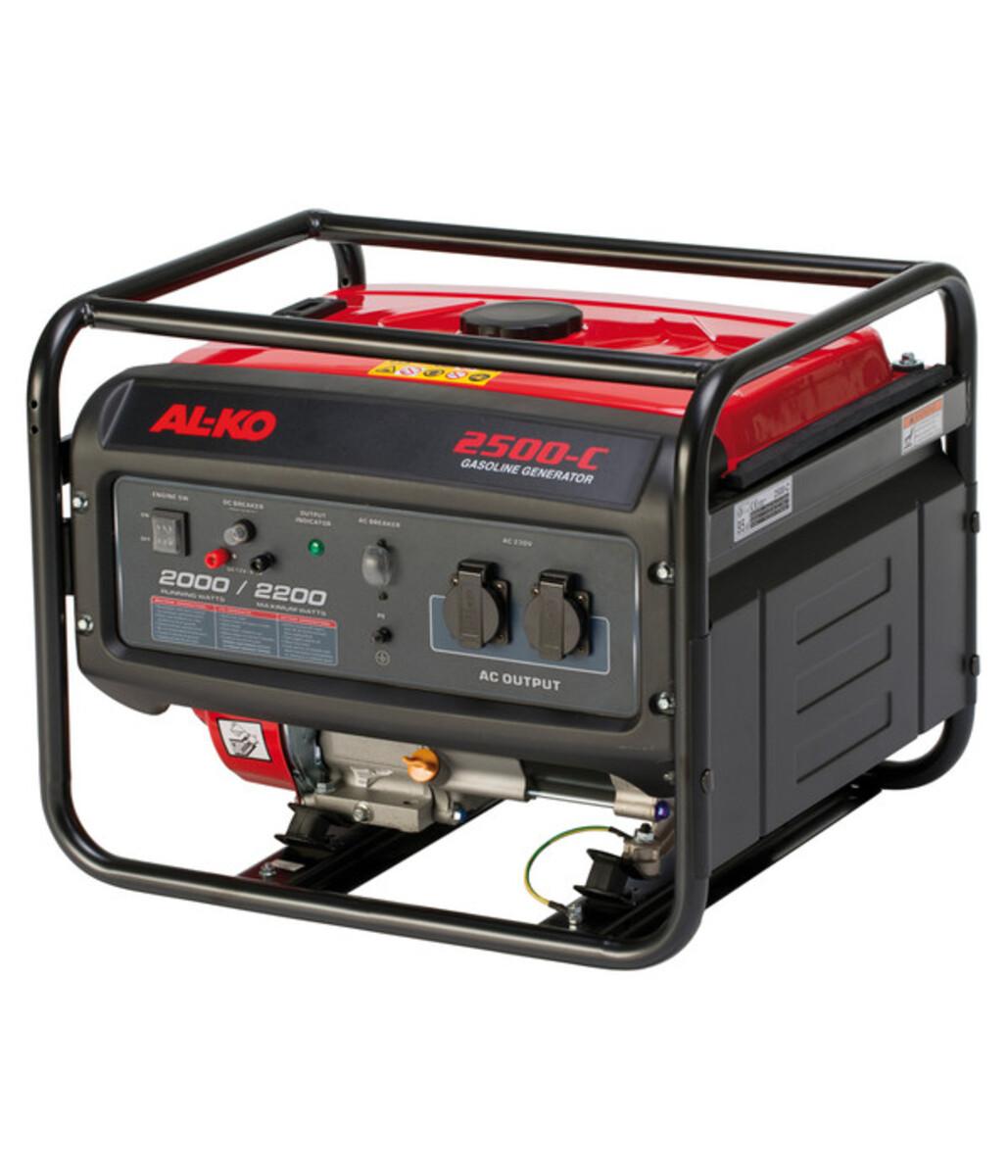 Bild 2 von AL-KO Stromerzeuger 2500 C