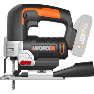 Worx 20 V Akku-Stichsäge WX543.9 Solo