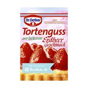 Dr. Oetker Tortenguss und Sahnesteif versch. Sorten 3er-/5er-Packungen