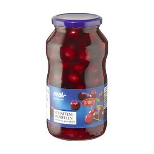Waldheidelbeeren oder Schattenmorellen und weitere Sorten, jedes 580ml Glas / 720-ml-Glas/ 350g / 540g Abtropfgewicht
