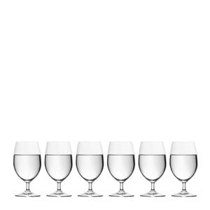 Leonardo Gläserset 6-teilig  , 063311 , Klar , Glas , 270 ml , 0.27 cm , 0038130806