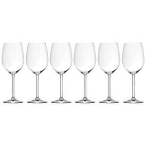 Leonardo Rotweinglas-set 6-teilig  , 063316 , Klar , Glas , 470 ml , 0.47 cm , 003813080603