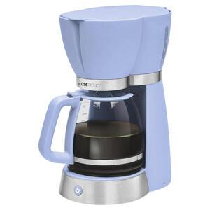 Bomann Filterkaffeemaschine  , KA 3689 Blau , Blau , Kunststoff, Glas , 1,7 L , 22x34x26 cm , 006734002001