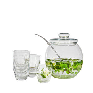 Homeware Bowle-set  , 107 027 003 , Transparent , Glas , transparent , 0032800215
