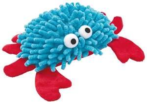 IDEENWELT Badeschwamm Krabbe