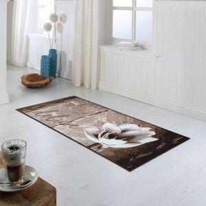 "Bella Casa Teppichläufer ""bedruckt"" Deluxe ca. 67 x 180 cm"