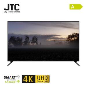 "SG75U5568J • 3 x HDMI, 3 x USB, CI+ • integr. Kabel-, Sat- und DVB-T2-Receiver • Maße: H 96,5 x B 168,4 x T 8,5 cm • Energie-Effizienz A (Spektrum A+++ bis D) • Bildschirmdiagonale: 74,5""/"