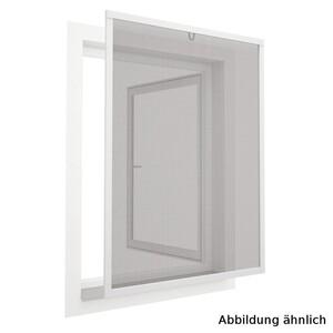 Insektenschutzgitter 100x120cm Fliegengitter Fenster braun Alurahmen