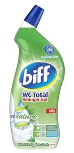 Biff WC Total Reiniger Gel Pro Nature Minze-Eukalyptus