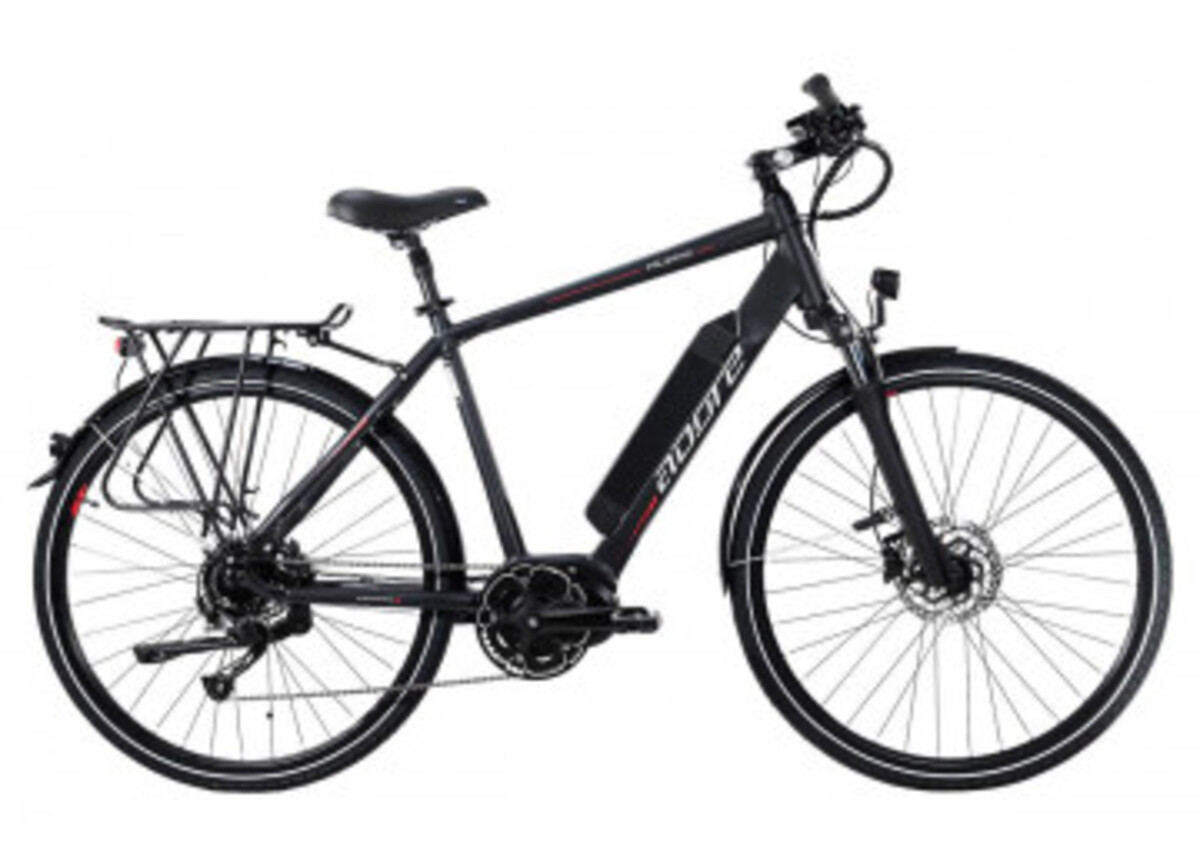 Bild 2 von Adore Alu E-Trekking Bike Palermo Herren 28 250 Watt 36V
