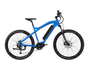 Adore Alu E-Mountainbike Hardtail 27,5'' Adore Xpose Blau Mittelmotor 36 V/14 Ah Li-Ion-Akku 9-Gang
