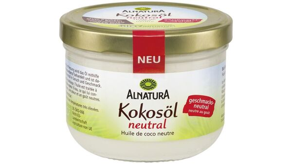 Alnatura Kokosöl desodoriert
