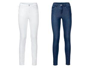 ESMARA® Sommerjeans Damen, Super Skinny Fit, in 5-Pocket-Style, mit Baumwolle und Elasthan