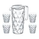 Bild 1 von Koziol Trinkkanne mit Gläsern