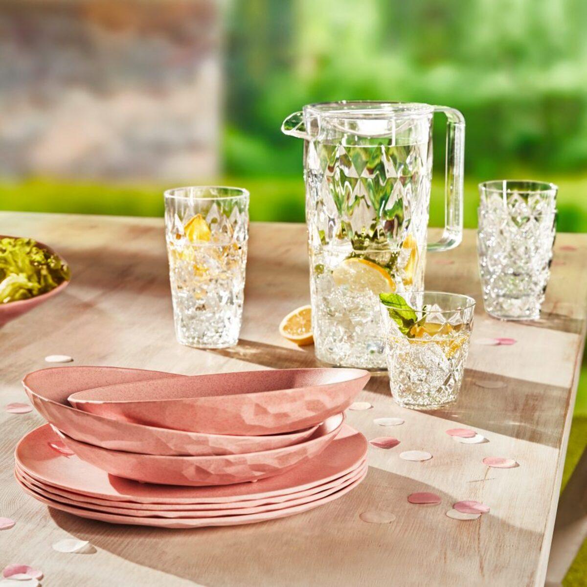 Bild 4 von Koziol Trinkkanne mit Gläsern