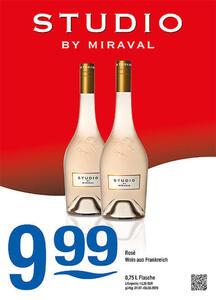 Studio by Miraval Rosé Wein aus Frankreich