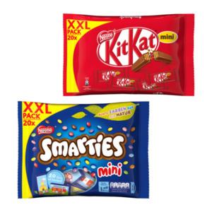 Smarties/KitKat mini