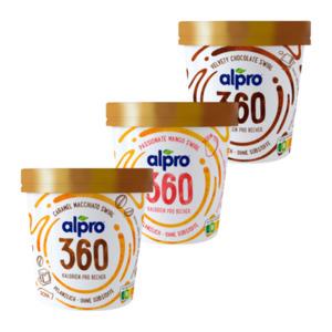 alpro 360 Kalorien Eis