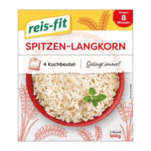 reis-fit Spitzen-Langkorn