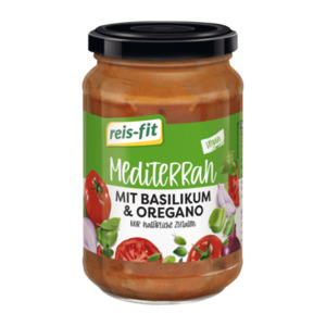 reis-fit Sauce Mediterran